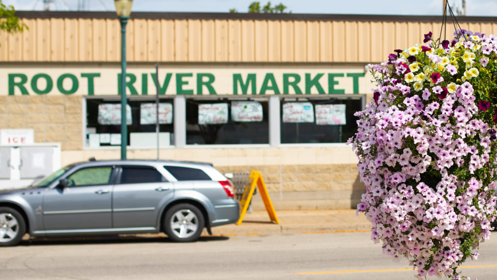 Root River Market flowers
